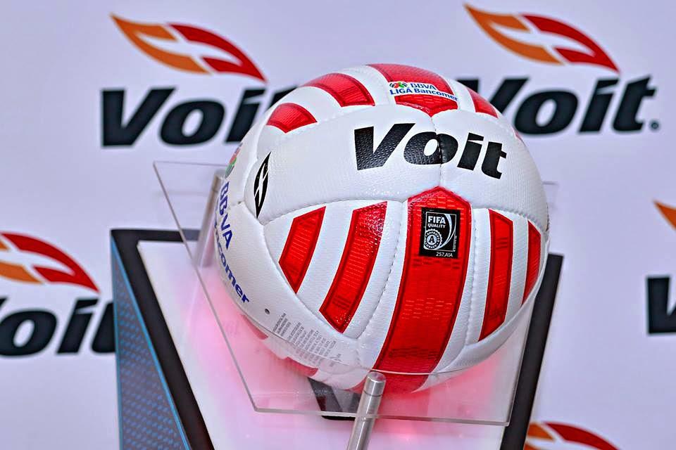 Nuevo balón liga MX