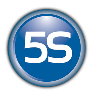 5S is the name of workplace organization methodology that uses a list ...