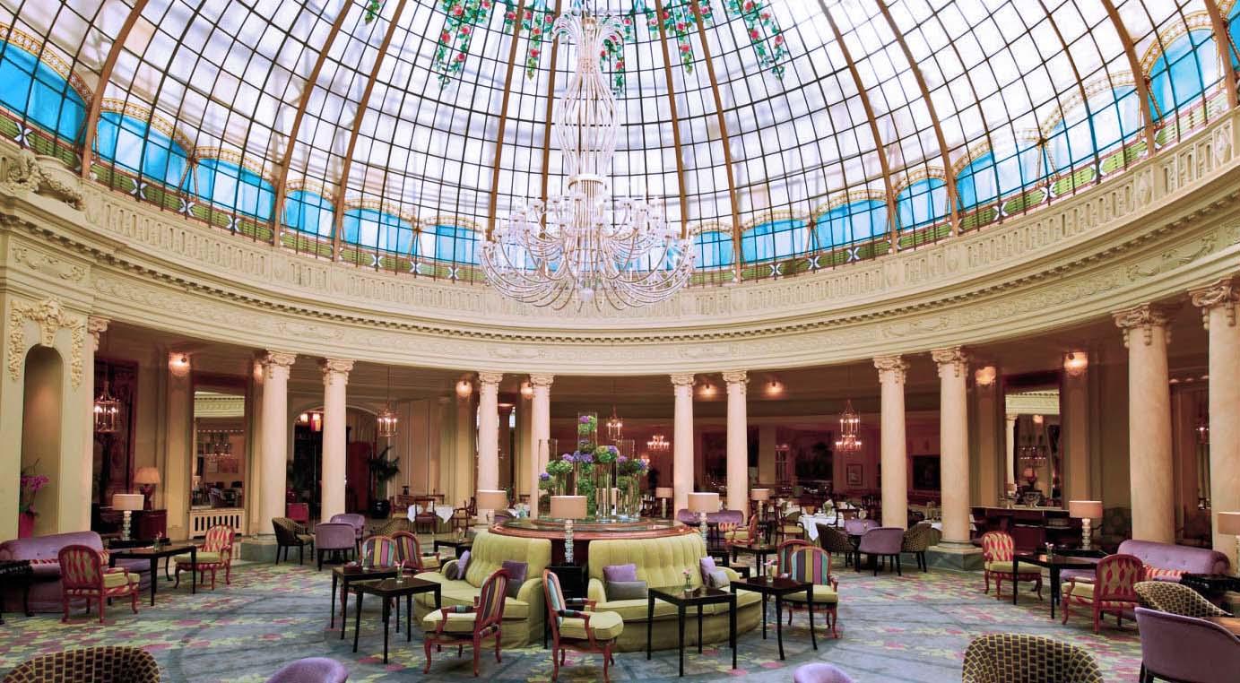 Salmorrejo el gin tonic del hotel palace de madrid - Hotel only you en madrid ...