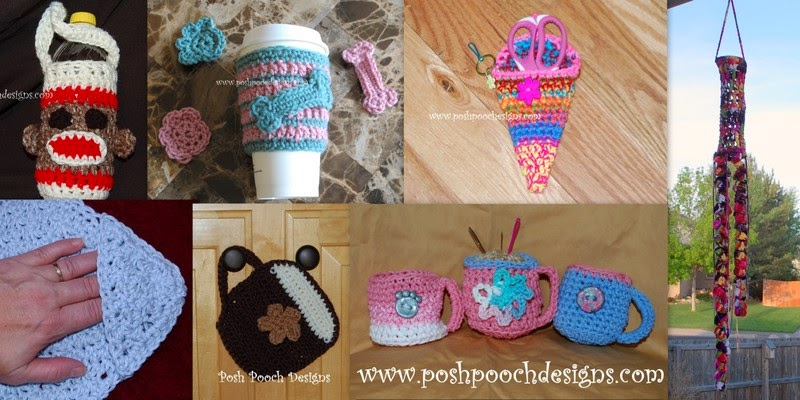 Posh Pooch Designs Dog Clothes Free Crochet Patterns