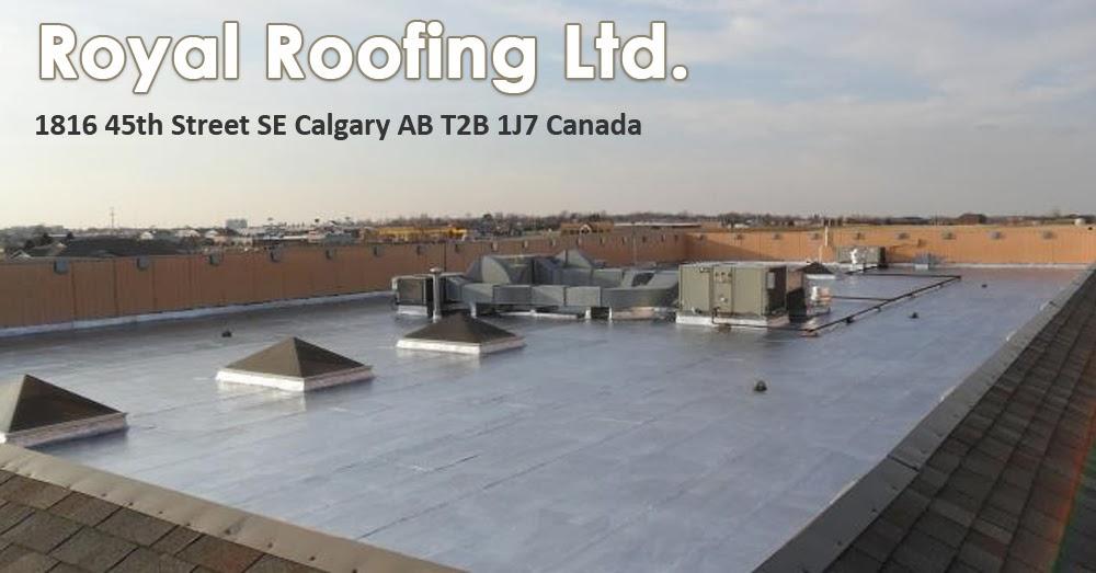 Calgary Roofing Contractors March 2014