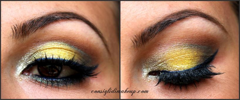 trucco autunnale the ultimate autumn challenge