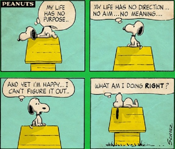 Charles Schulz: Peanuts.