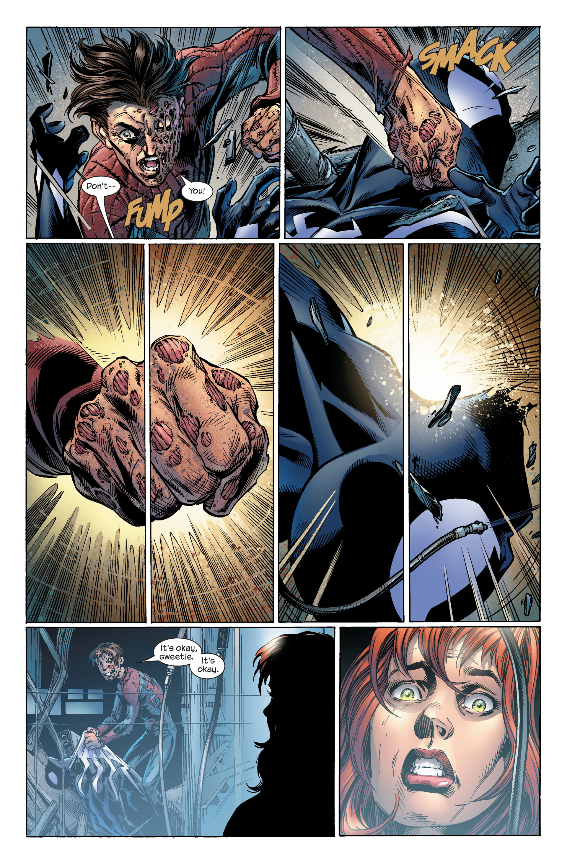 Ultimate Spider-Man (2000) Issue #100 #104 - English 15