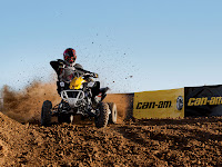 2013 Can-Am DS 450 Xmx ATV pictures 1