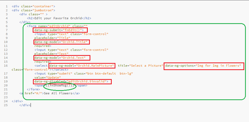 How to Design an AngularJS SPA with CRUD operations for OData RESTful Web API        11