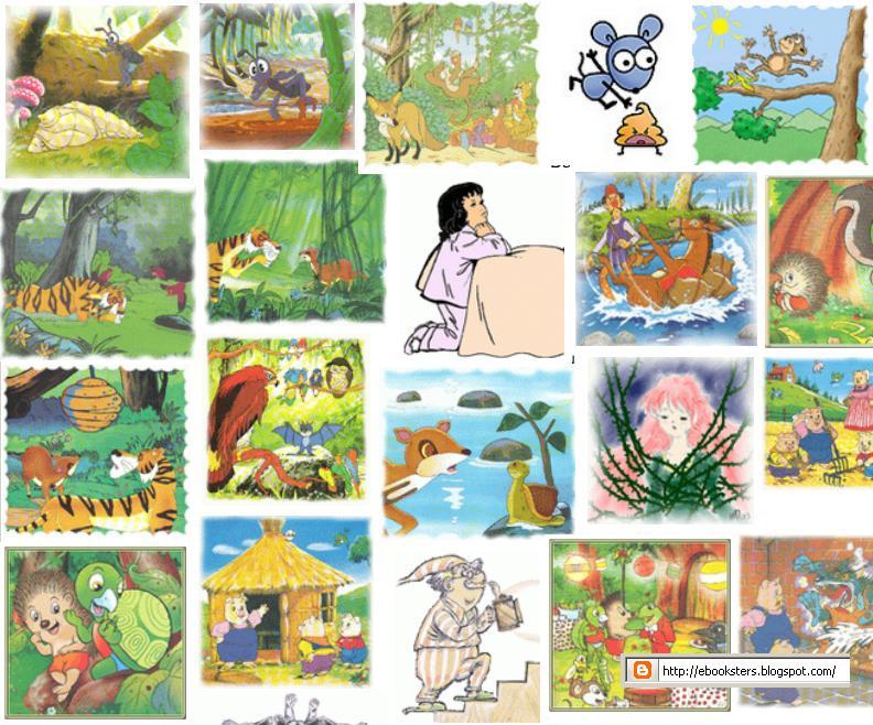 Kumpulan Cerita  Untuk Anak