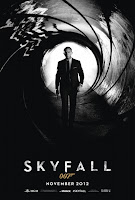 skyfall, james bond, 007 movie poster