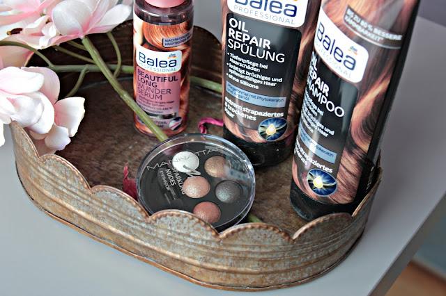 Beauty | xxl Shoppingausbeute - balea, manhattan, beautypost, josie´s little wonderland, eyeshadow, shampoo, conditioner