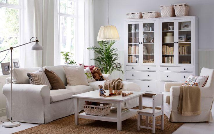 Decoraciones Ikea Salones ~ Hogar diez Serie Ikea Hemnes en tu sal?n