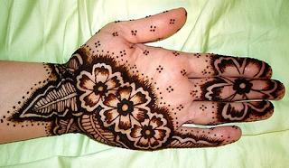 Arabic HD Mehndi Designs