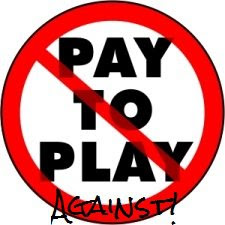 "BASTA CON IL ""PAY TO PLAY"" !"