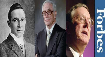 BC Forbes,  Malcolm Forbes y Steve Forbes.