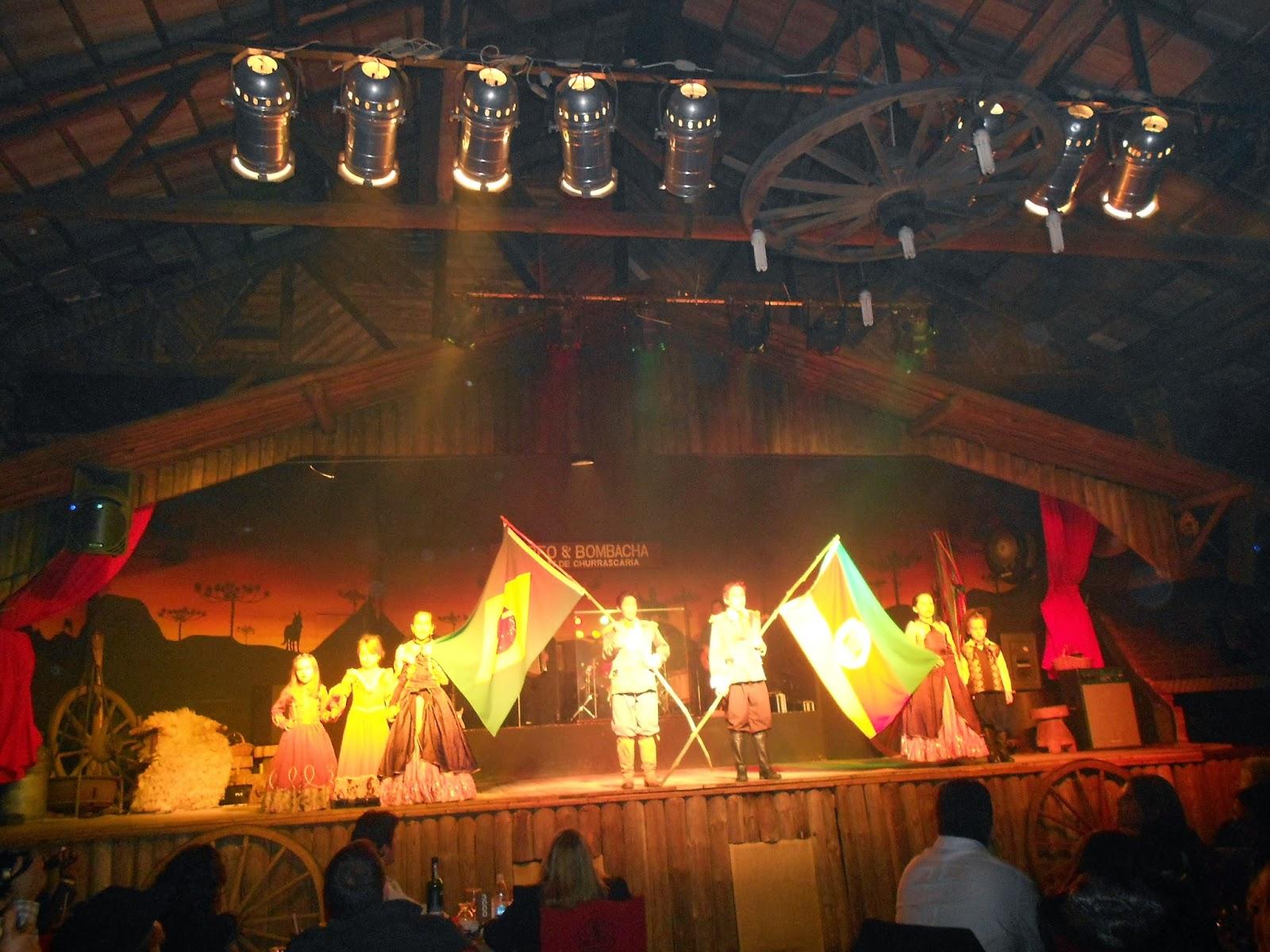 Garfo e Bombacha - A História da Gaby