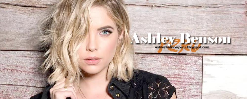 Ashley Benson Perú