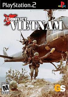 Conflict: Vietnam Ps2 Iso Mega Ntsc Juegos Para PlayStation 2