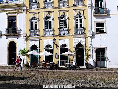 Hotel Villa Bahia: Fachada