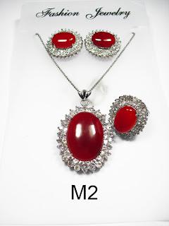 kalung aksesoris wanita m2