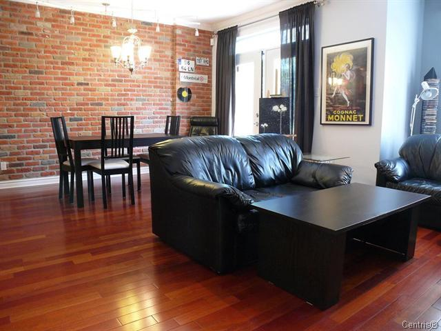 MontReal Estate: New Listing. Two-Bedroom Condo, Drolet near Laurier