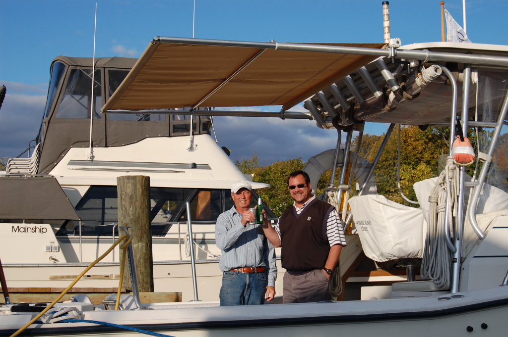 Grady-White Marlin gets a improvement in boat value