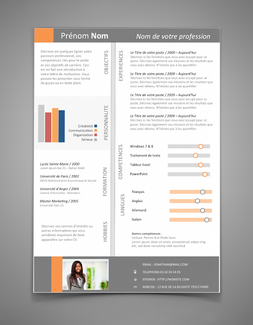 Stagepfe the best resume templates for 2016 2017 word curriculum vitae template free 2016 yelopaper Gallery