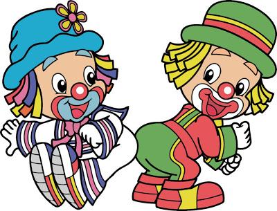 Desenho Patati e Patatá