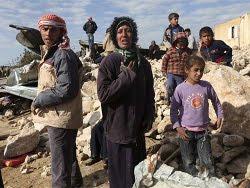 Israel desplazará a 2.300 palestinos hasta un vertedero en Jerusalén.