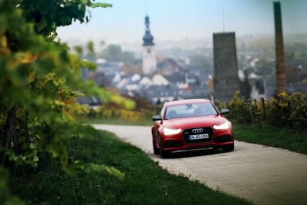 Audi RS6 Avant Performace