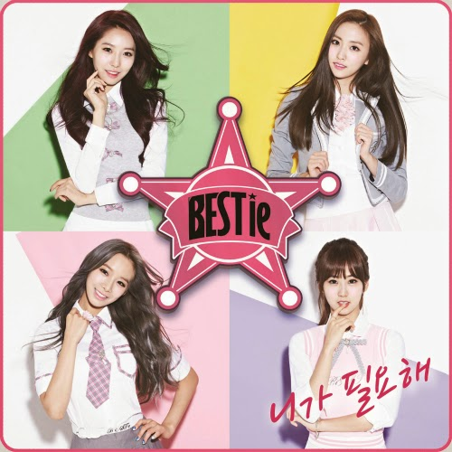 BESTie (베스티) - 니가 필요해 (I Need You) [Mini Album Digital Repackage]