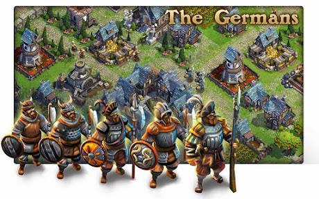 Domination - Germans