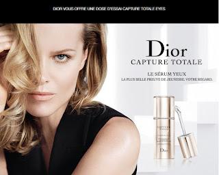 Échantillon Gratuit Le Sérum des yeux Capture Totale de Dior