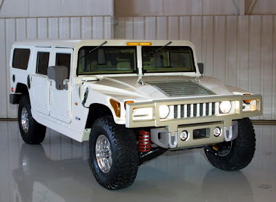 hummer h1 extreme - hummer tuning