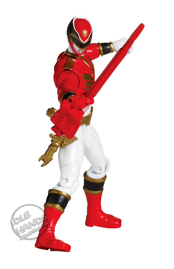 Best Power Ranger Toys And Action Figures : Idle hands toy fair power rangers megaforce