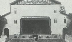 El Teatro Portela de Sevilla.