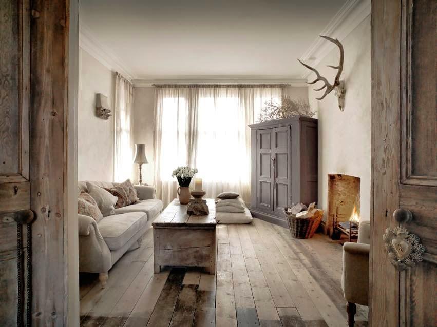 Estilo rustico provenzal decorar tu casa es for Estilo rustico provenzal
