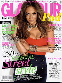 GLAMOUR SPAIN  numero 114 abril 2012 Domingo Ayala Handmade