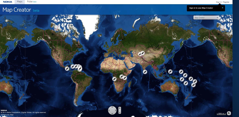 Mapping news by mapperz tanzania angola burundi sri lanka el salvador dominican republic jamaica antigua and barbuda and grenada compared to google map maker has 188 gumiabroncs Gallery