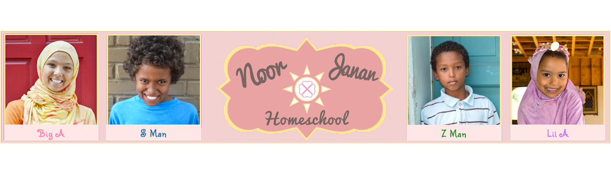 Noor Janan Homeschool