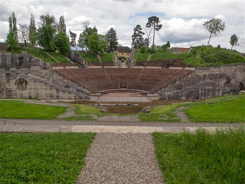 Augusta Raurica - Teatro