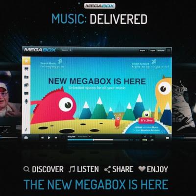 Kim Dotcom MegaBox MegaUpload,Berganti,Tukar,Baru,Terbaru,Muat Turun,Music Download