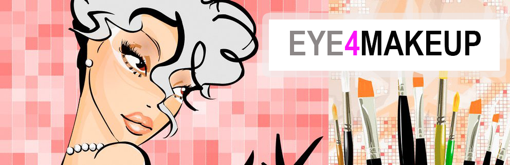 EYE 4 MAKEUP - makeup and beauty tips, how-to's, reviews and tutorials...