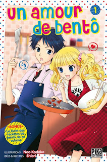 Un amour de bentô - Nao Kodaka & Shiori