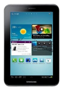 Tablet Android Samsung Galaxy Tab 2 7-Inch Review