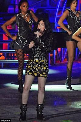Cher at Verona Arena, Italy