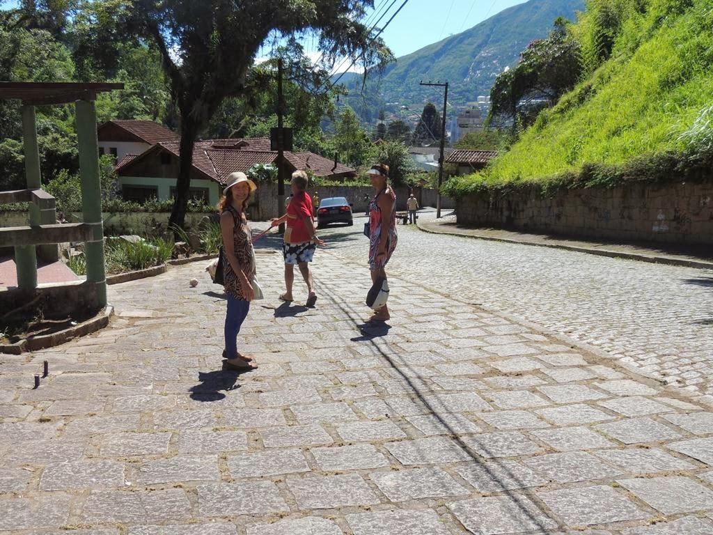 Cascata dos Amores-  Moradores aprovam o serviço feito pela Prefeitura no ponto turístico