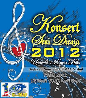 konsert seni diraja negeri perlis 2012