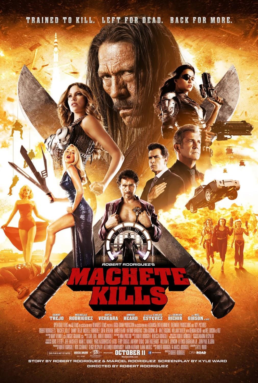 Tập Đoàn Sát Thủ - Machete Kills