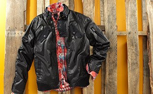 Civil Society: Fall Apparel and Outerwear for Boys