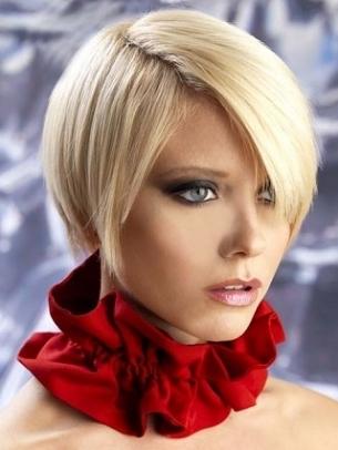 corte cabello corto rubio - Cortes De Pelo Rubio
