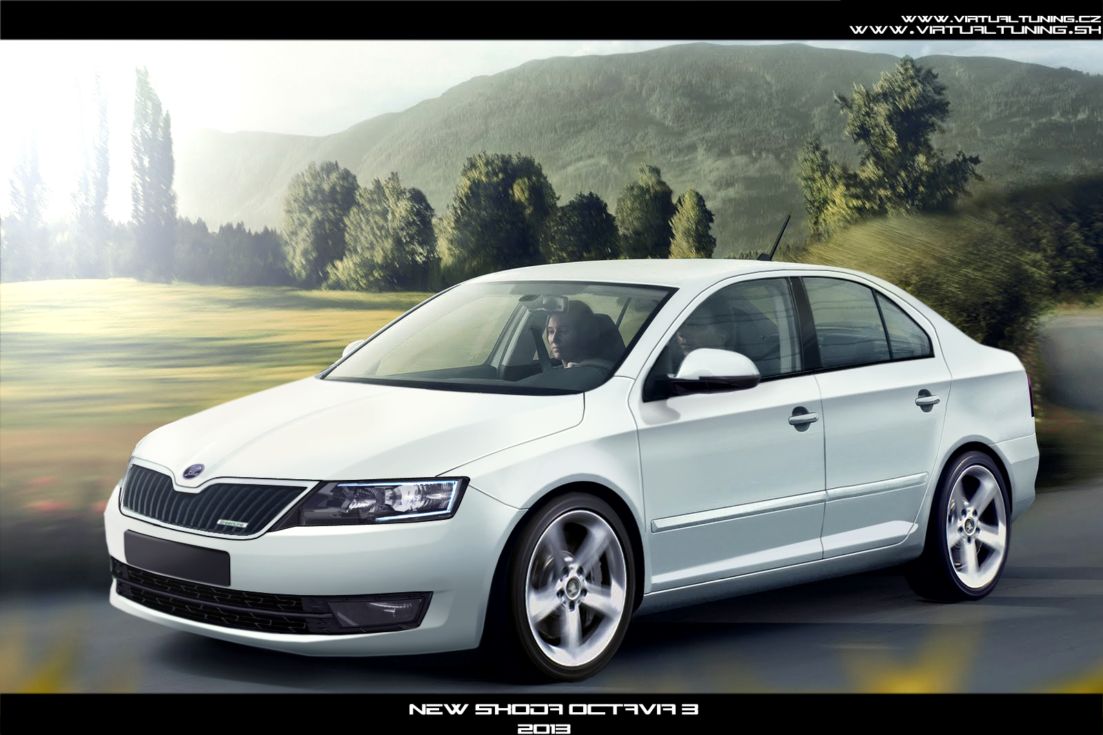 pheonix m6 2013 skoda octavia. Black Bedroom Furniture Sets. Home Design Ideas